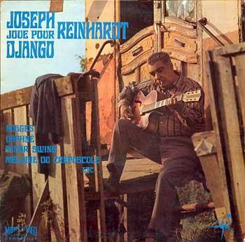 JPEG - 24.2 ko - Joseph Reinhardt - Joseph joue pour Django - next picture