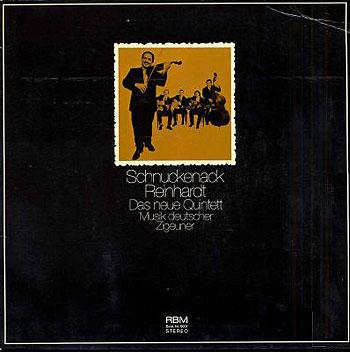 Schnuckenack Reinhardt Quintett - Die Lerche
