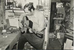 guitare classique occasion luthier