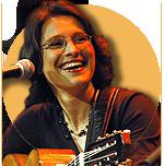 Christine Tassan, guitare soliste et chant - Lise-<b>Anne Ross</b>, <b>...</b> - ChristineTassan_rond