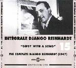 Django Reinhardt - Gipsy with a song - IDR15