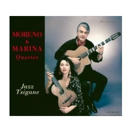 Moreno & Marina Quartet - Jazz Tsigane