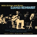 Django Reinhardt with strings and brass