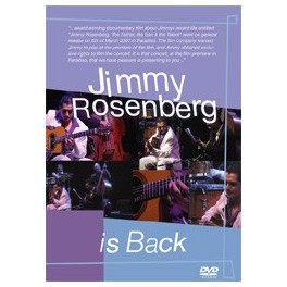 Jimmy Rosenberg is Back