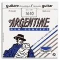 Argentine 1610 : 10 - 45 à boules