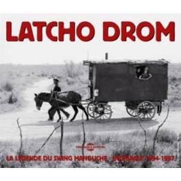 Latcho Drom - La légende du swing manouche 3 CD