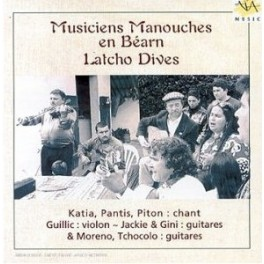 Musiciens Manouches en Béarn - Latcho Dives