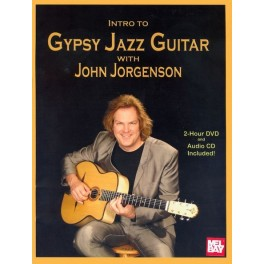 John Jorgenson - Intro to Gypsy Jazz Guitar
