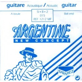 Argentine B - 015 - boule - Ref 1212MF