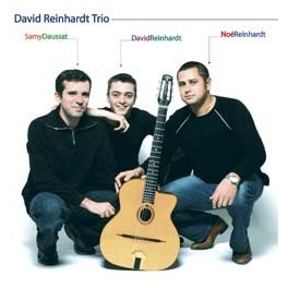 David Reinhardt Trio - Samy Daussat & Noé Reinhardt