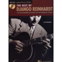 Reinhardt Django Best Of Signature Licks Tab Cd