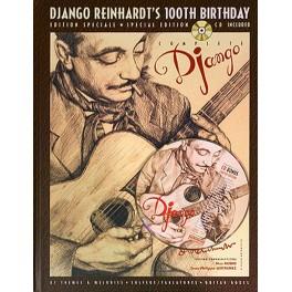 Django Reinhardt's 100th Birthday - Edition spéciale cartonnée avec CD