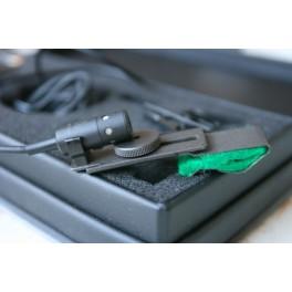 Micro Audio Technica AT831b à condensateur cardioïde avec adaptateur guitare