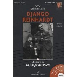 Django Reinhardt et L'histoire de La Chope des Puces + DVD