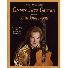 Intermediate Gypsy Jazz Guitar with John Jorgenson