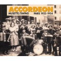 Musette - Swing   Accordéon Vol. 4 - Paris 1925 - 1954