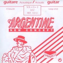 Argentine G - 022 - boucle - Ref 1013