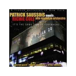 Patrick Saussois meets Richie Cole
