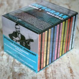 Django Reinhardt - Fremeaux l'édition du Centenaire (Saison 2) 14 CD