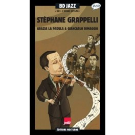 Stéphane Grappelli - BD Jazz Vol. 48