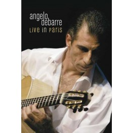 Angelo Debarre - Live in Paris - DVD