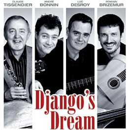 Claude Tissendier - Django's dream