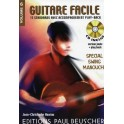 Guitare facile spécial swing manouche - CD avec playbacks