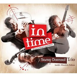 Samy Daussat Trio - In Time