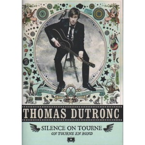 Thomas Dutronc - Silence on tourne (songbook)