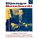 Django Reinhardt : 8 thèmes et soli originaux de Django note à note avec play-back