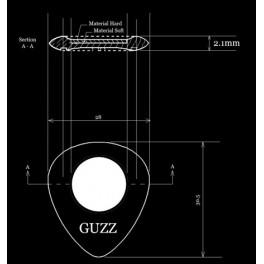 Guzz S3 Skinny - dimenssions