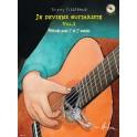 Méthode guitare enfant - Thierry Tisserand - Je deviens guitariste Vol 2 avec CD
