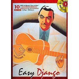Easy Django vol 2 - Relevées et tablatures
