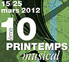Trio Rosenberg - 10e Printemps musical - Pecq (78)