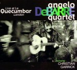 Angelo Debarre - Live at Le Quecumbar