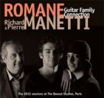 Romane, Pierre et Richard Manetti - Guitar Family Connection