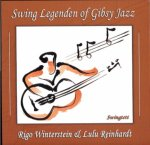 Lulu Reinhardt & Rigo Winterstein-Swing Legenden of Gibsy Jazz