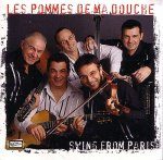 Les Pommes de ma douche - Swing from Paris