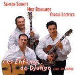 Les Enfants de Django-Live in Paris