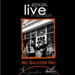 Biel Ballester Trio-Live in London