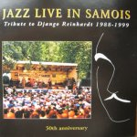 Jazz live in Samois