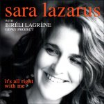 Sara Lazarus - It's alright with me