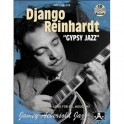 Django reinhardt : Gypsy jazz play along Jamey Aebersold jazz avec CD